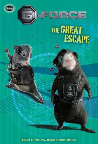9781423119470: G-Force: The Great Escape