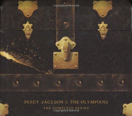 9781423119500: Riordan, R: BOXED-PERCY JACKSON & THE OLYM (Percy Jackson and the Olympians)