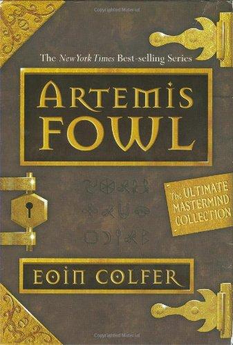 9781423120377: Artemis Fowl Boxed Set - Artemis Fowl 5-book boxed set