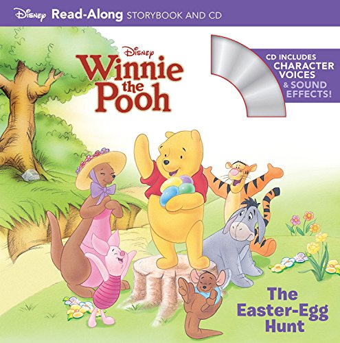 9781423120872: The Easter Egg Hunt Read-Along Storybook and CD