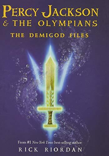 9781423121664: The Demigod Files (Percy Jackson & The Olympians)