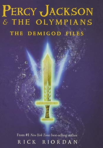 9781423121664: The Demigod Files (A Percy Jackson and the Olympians Guide)
