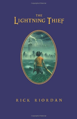 9781423121701: The Percy Jackson and the Olympians, Book One: Lightning Thief Deluxe Edition (Percy Jackson & the Olympians)