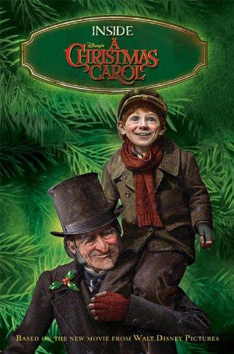 9781423122128: Inside Disney's A Christmas Carol (World of Reading)