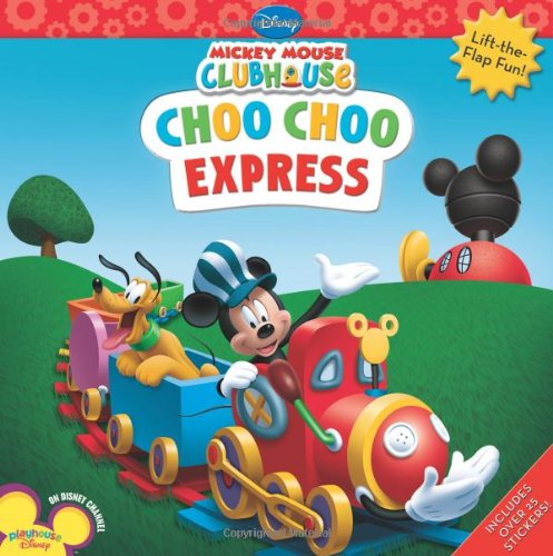 9781423122302: Mickey Mouse Clubhouse Choo Choo Express