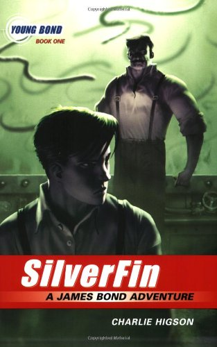 9781423122623 The Young Bond Series Book One Silverfin A