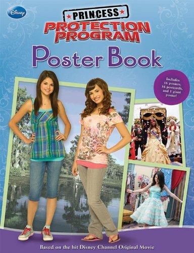 Princess Protection Program: Princess Protection Program Poster: Disney Book Group