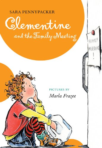 9781423123569: Clementine and the Family Meeting (Clementine (Hardcover))