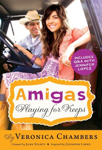 9781423123651: Amigas #4: Playing for Keeps