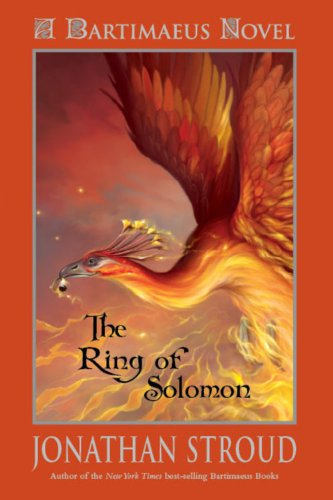 9781423123729: The Ring of Solomon (Bartimaeus)