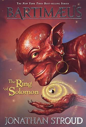 9781423124047: Bartimaeus: The Ring of Solomon (A Bartimaeus Novel)