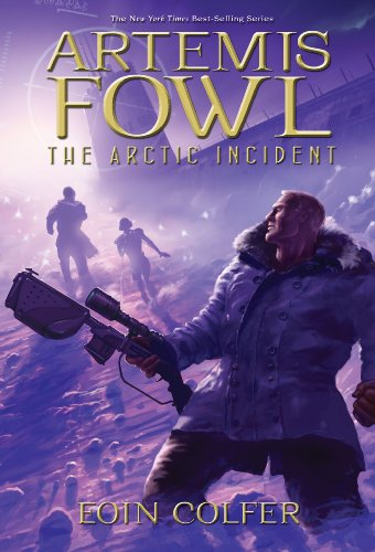 9781423124542: The Arctic Incident (Artemis Fowl)