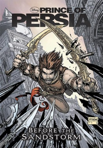9781423125822: Prince of Persia: Before the Sandstorm -- A Graphic Novel Anthology