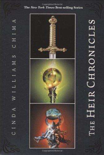 9781423125945: The Heir Chronicles 3-Book Box Set