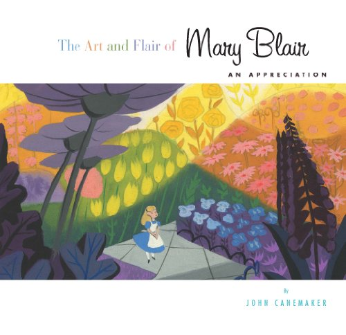 9781423127444: The Art and Flair of Mary Blair: An Appreciation