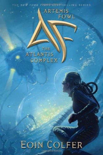 9781423128199: The Atlantis Complex (Artemis Fowl, Book 7)