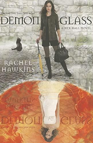 9781423128441: Demonglass (Hex Hall)