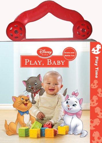 9781423128489: Play, Baby (Disney Baby)
