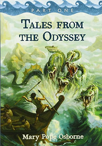 9781423128649: Tales from the Odyssey, Part 1