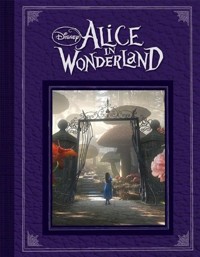 9781423128861: Disney: Alice in Wonderland (Based on the motion picture directed by Tim Burton)