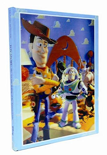 9781423129677: Toy Story: The Art And Making Of The Animated Film