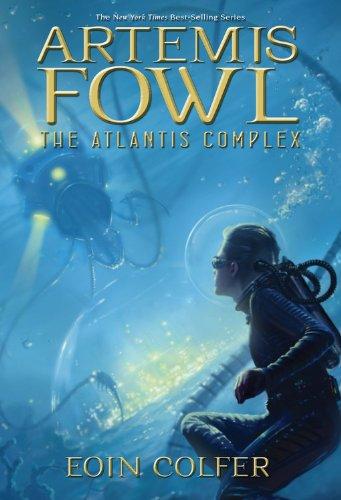 9781423129721: Artemis Fowl The Atlantis Complex