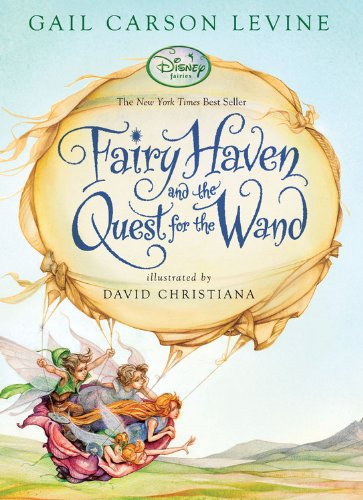 9781423130826: Fairy Haven and the Quest for the Wand (A Fairy Dust Trilogy Book)