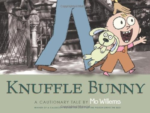 Knuffle Bunny: A Cautionary Tale - Autographed version (Toys R Us Customer Specific) (1423131347) by Mo Willems