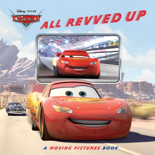 All Revved Up: A Moving Pictures Book: Annie Auerbach