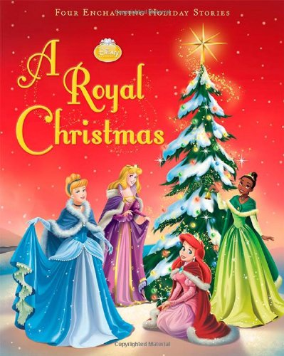 9781423131427: A Royal Christmas (Disney Princess)
