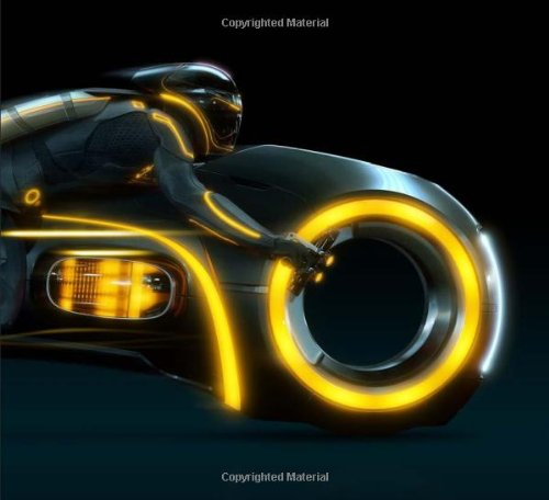 9781423131496: The Art of Tron: Legacy