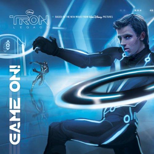 9781423131564: Tron: Legacy: Game On (Disney Tron Legacy (8x8))