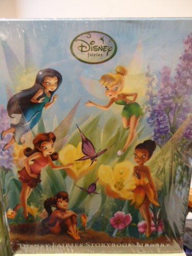 9781423131663: Disney Fairies Storybook Library (BTMS custom pub)