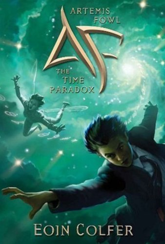 9781423131779: Artemis Fowl: Time Paradox, The (new cover)