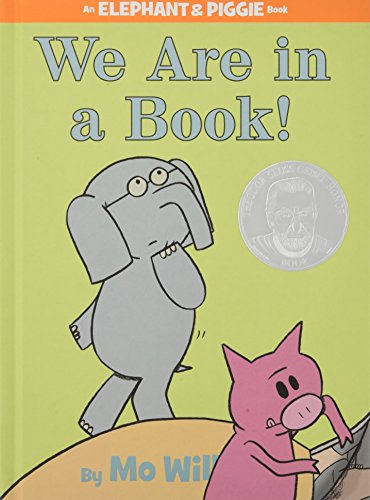 We Are in a Book! (An Elephant