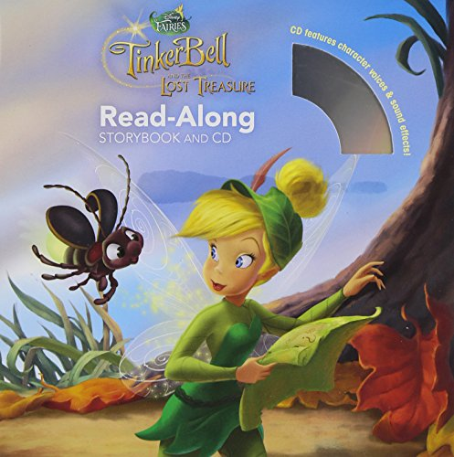 Tinker Bell and the Lost Treasure Read-Along: Disney Book Group