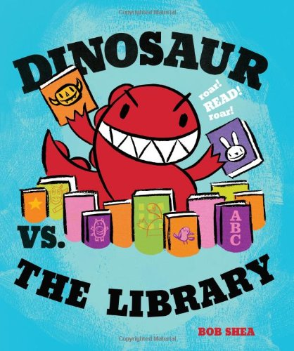 9781423133384: Dinosaur vs. the Library