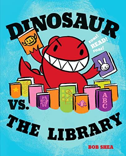 9781423133384: Dinosaur vs. the Library