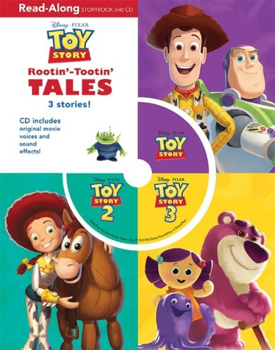 9781423133513: Rootin?-Tootin? Tales (Read-Along Storybook and CD (3-in-1))