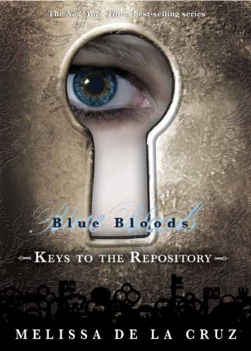 9781423134541: Keys to the Repository (Blue Bloods)