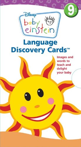 Language Discovery Cards: Disney Book Group