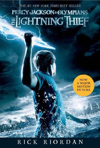 The Lightning Thief (Movie Tie-in Edition) (Percy: Rick Riordan