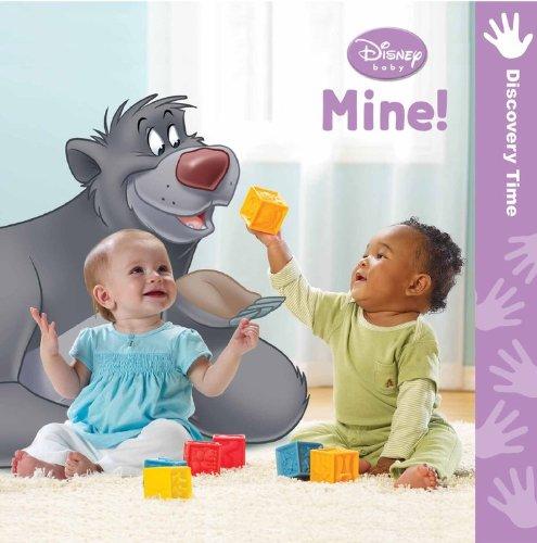 9781423135869: Disney Baby: Mine!