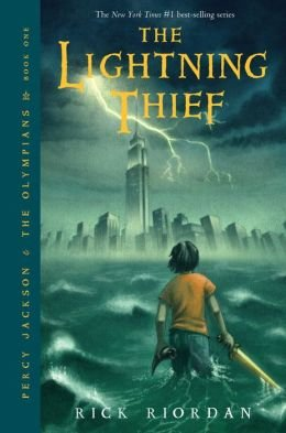 9781423135890: Percy Jackson and the Olympians, Book One The Lightning Thief