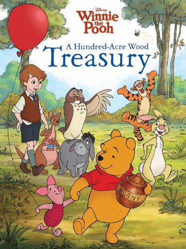 9781423135913: A Hundred-Acre-Wood Treasury (Disney's Winnie the Pooh)