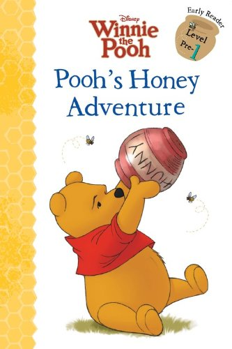 Winnie the Pooh: Pooh's Honey Adventure (Disney: Disney Book Group