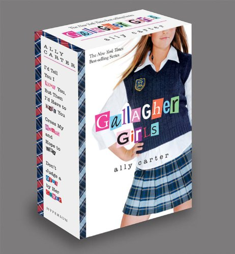 9781423136798: Gallagher Girls 3-book pbk boxed set