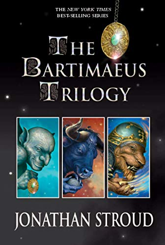 9781423136828: Bartimaeus 3-book boxed set (Bartimaeus Trilogy)