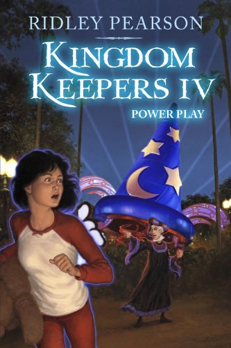 The Kingdom Keepers IV: Power Play (SIGNED): Pearson, Ridley