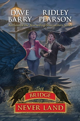 9781423138655: The Bridge to Never Land (Peter and the Starcatchers)